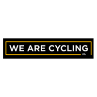 We are cycling